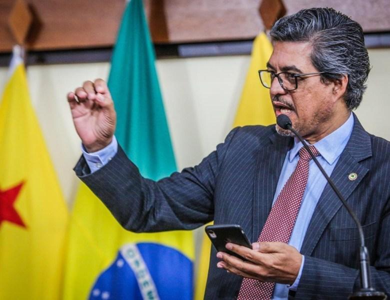 Edvaldo sai em defesa dos aprovados no cadastro de reserva da Polícia Militar e cobra convocação imediata