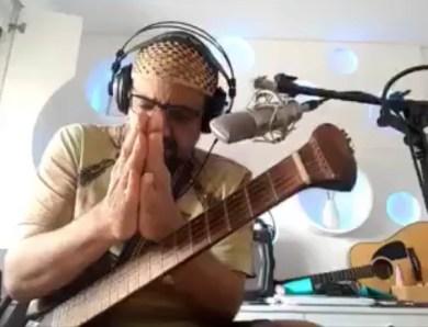 Última postagem de Sérgio Taboada teve música e lições de humildade