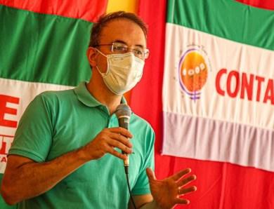 Leo de Brito anuncia R$ 1,3 milhão em emendas para ramais e capacitação de produtores