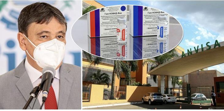 Wellington Dias denuncia: atraso da Anvisa fará Brasil perder remessa da vacina Sputnik V prevista para abril