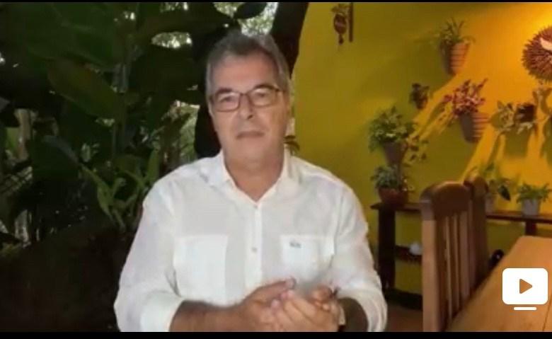 """""""Não precipito candidaturas, não ambiciono esse ou aquele cargo, estou agindo pela união de todos que querem o melhor para o Acre e o Brasil"""", diz Jorge Viana"""