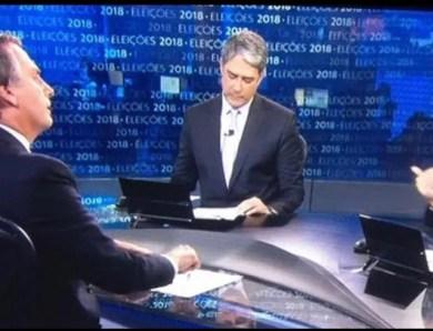 Receita Federal autua William Bonner e Globo por sonegação de impostos