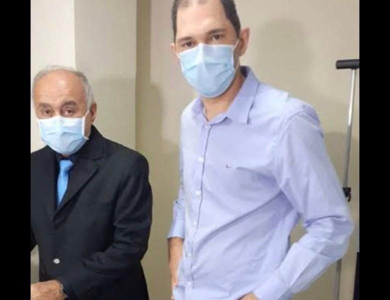 Afastado do Iapen, secretário municipal da Zeladoria está na lista para ser vacinado contra Covid-19
