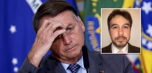 Após ser afastado do cargo, auditor do TCU confessa que pai militar repassou dados falsos a Bolsonaro