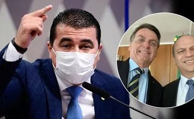 Luis Miranda confirma na CPI que foi Ricardo Barros o deputado citado por Bolsonaro na corrupção da Covaxin