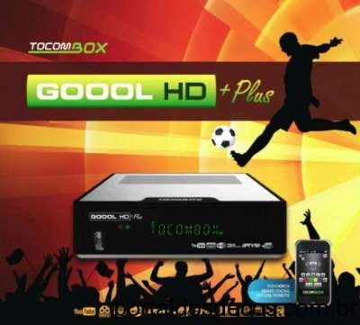 TOCOMSAT Goool HD + (PLUS)
