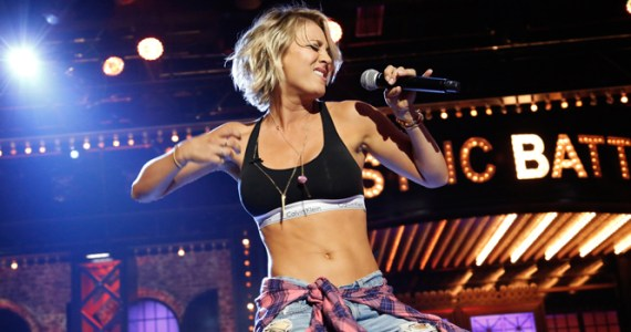 Kaley Cuoco - Lip Sync Battle