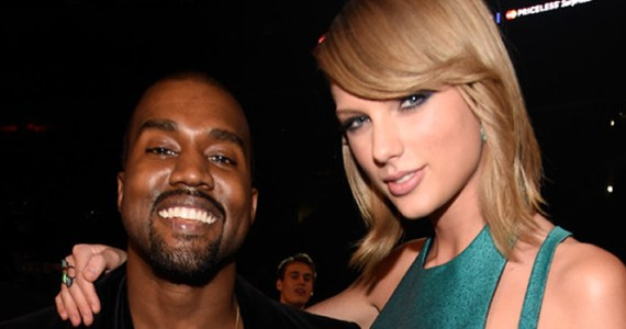 Kanye West e Taylor Swift