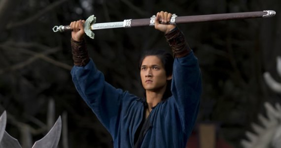 Netflix - Crouching Tiger Hidden Dragon- Sword of Destiny