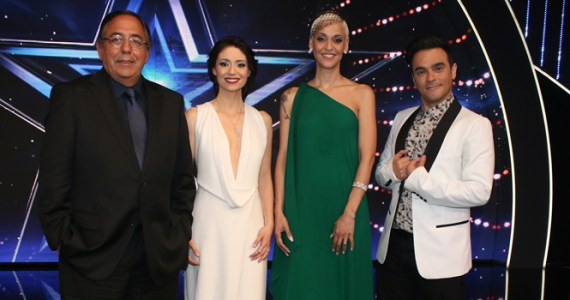 Primeira semifinal - Got Talent Portugal 2016