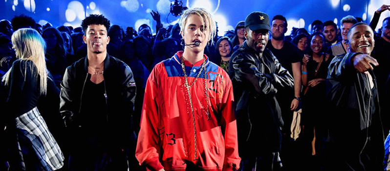 iHeartRadio Music Awards - Justin Bieber