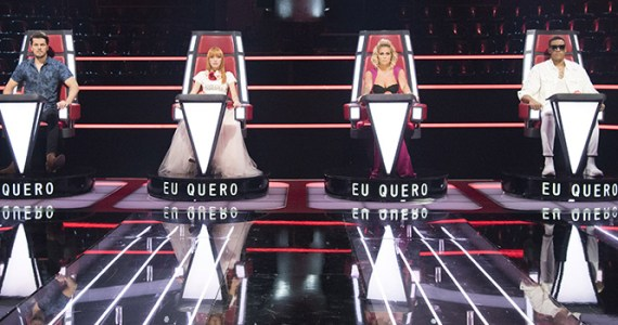 Mentores do The Voice Portugal