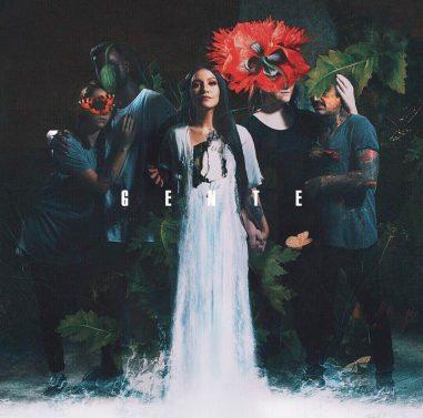 """Arte visual do disco gospel """"Gente"""", de Priscilla Alcantara. Divulgação."""