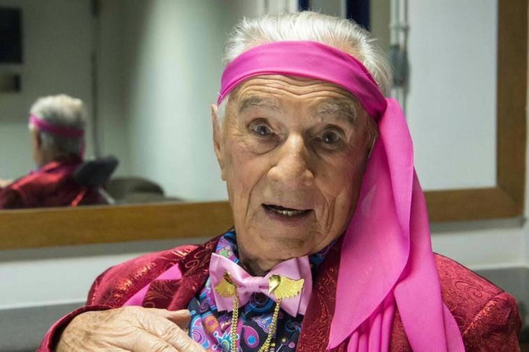Morre aos 101 anos Orlando Drummond, o 'Seu Peru' da ...