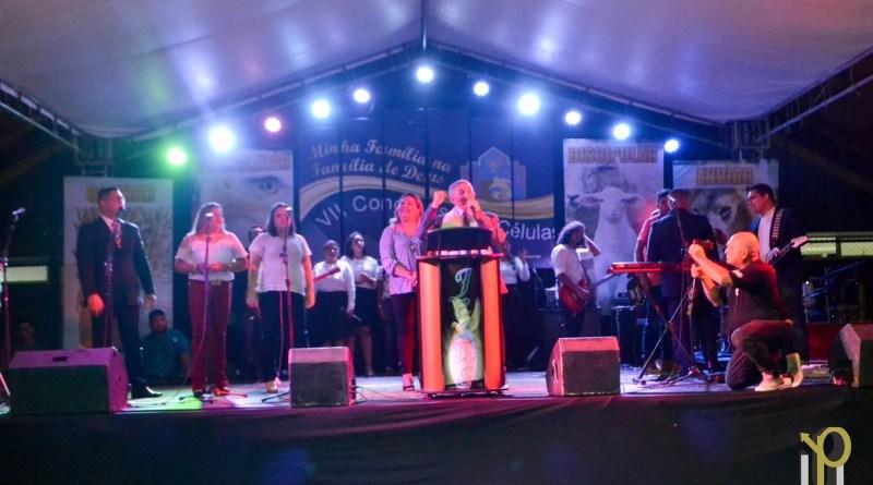 Igreja Shekinah promove VII Congresso de Células