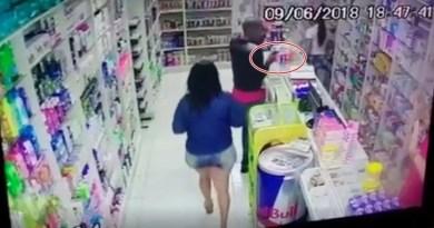 Comerciante mata mulher após ter farmácia assaltada por ela e comparsa