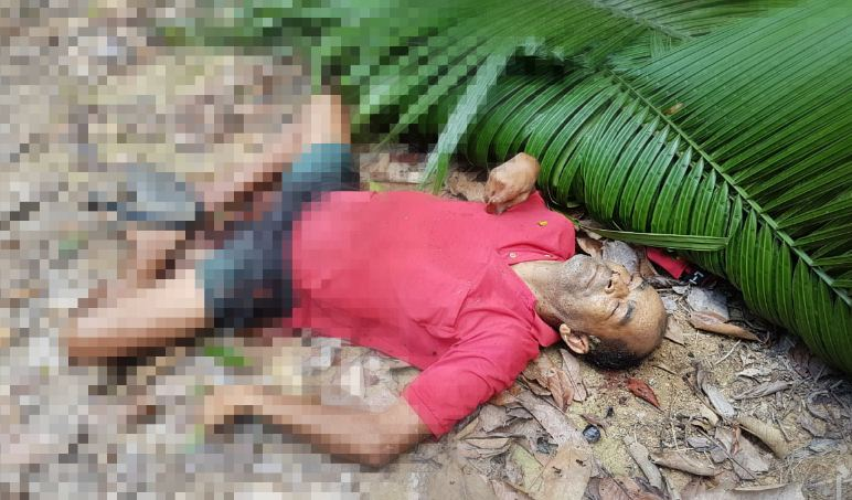 Corpo de homem é encontrado em ramal da Comunidade Nova União em Presidente Figueiredo