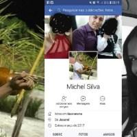 """Veja o Facebook de Michel Flor, o assassino de Rayane Paulino """"Pai de família e assassino"""""""