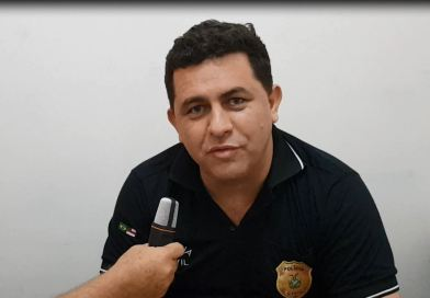 Dr. Valdinei Silva reassume 37 DIP, prometendo intensificar combate ao furto de motocicletas. Assista o vídeo