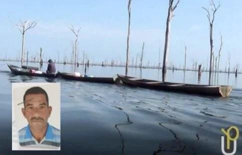Polícia Civil e Guarda Municipal fazem buscas por homem desaparecido no Lago de Balbina