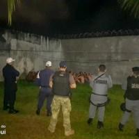 AÇÃO RÁPIDA DA POLÍCIA IMPEDE FUGA EM MASSA DE DETENTOS EM DELEGACIA DE PRESIDENTE FIGUEIREDO