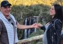 Pai da atriz Isis Valverde morre após sofrer infarto durante trilha de moto em MG