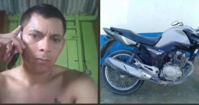 MOTOTAXISTA ROUBA MOTO NA CAPITAL E FOGE PARA PRESIDENTE FIGUEIREDO
