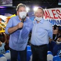 Romeiro Mendonça (PP) oficializa candidatura à reeleição em Presidente Figueiredo