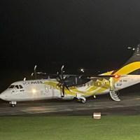 Motor de avião da MAP desliga após decolar de Parintins