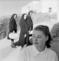 Gordon Parks: Ingrid Bergman a Stromboli, 1949 - © The Gordon Parks Foundation