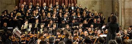 Orchestra Antonio Vivaldi - Capodanno a Verona. Collegamento al sito www.orchestravivaldi.com/bio.html