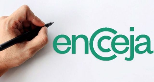 Resultado de imagem para Encceja será no domingo; veja como consultar locais de prova