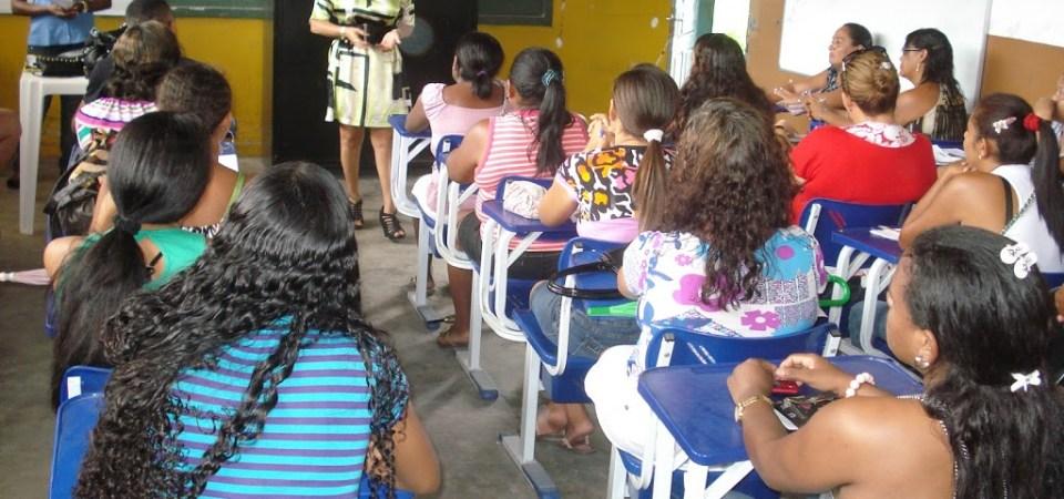 PROFESSORES DO BRASIL ALFABETIZADO SE PREPARAM PARA CAPACITACÃO