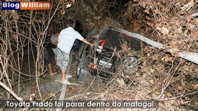 CHARLES BACELLAR E ISAMARA MENEZES SÃO VÍTIMAS DE ACIDENTE AUTOMOBÍLISTICO