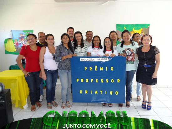 INICIATIVA DA SEMEC RECONHECE PROJETO DE PROFESSORES