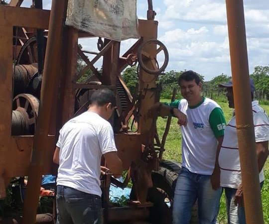 Jorge Oliveira amplia oferta de serviço de abastecimento de água em Duque Bacelar