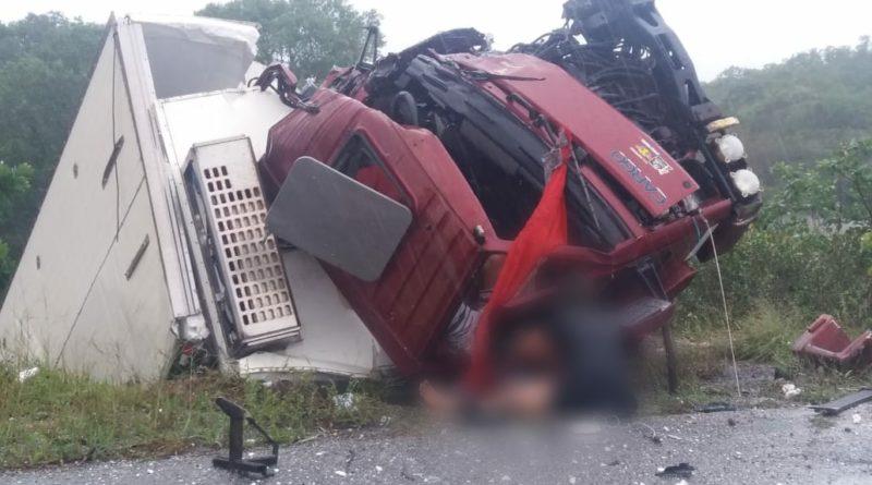 Acidente deixa 8 mortos em estrada do Maranhão