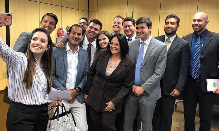Secretaria Nacional de Juventude define suas primeiras ações…