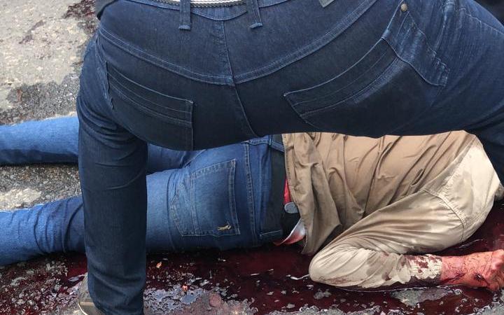 Policial é morto na frente do filho na zona Leste de Teresina