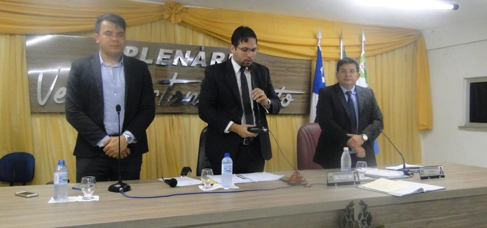 Câmara de Coelho Neto aprova regulamentação de transparência no Poder Legislativo