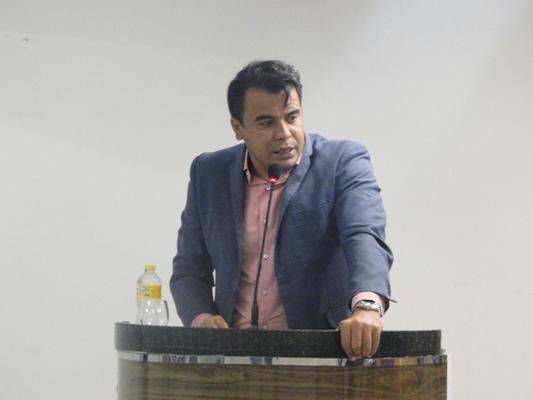 """""""A saúde de Coelho Neto é uma vergonha"""", diz vereador Mohabe Branco"""