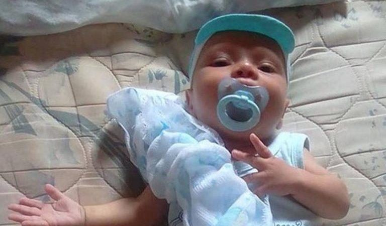 """Fim de povo! Pai quebra costelas e mata bebê de 3 meses porque estava """"estressado"""""""