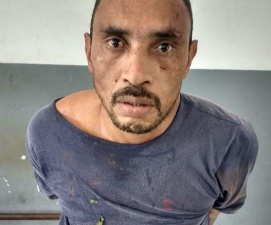 Homem é preso após agredir a esposa e um bebê em Caxias