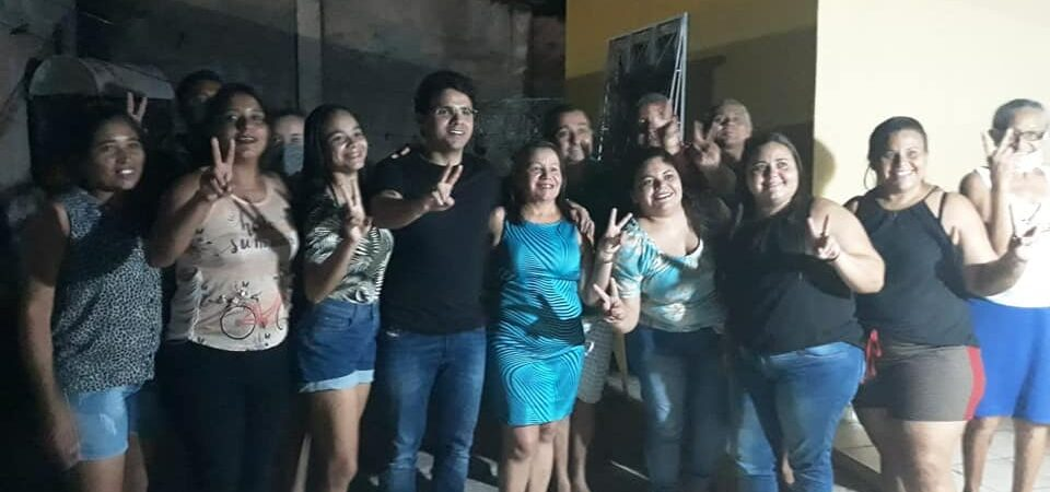 Família Medeiros e Professora Ivonete Mourão declaram apoio a Bruno Silva
