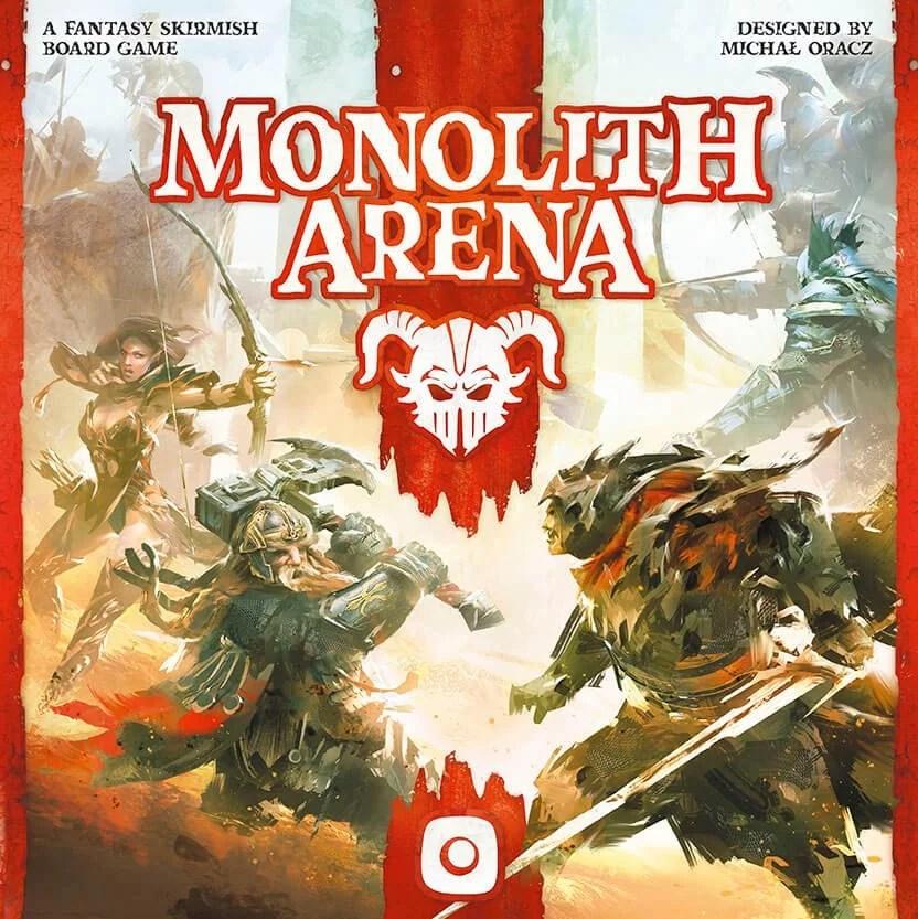 Monolith Arena Cover