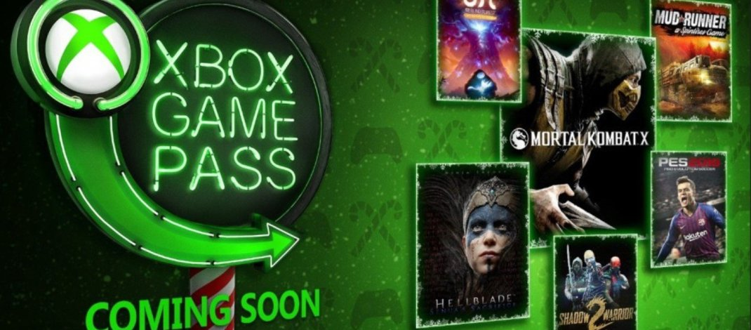 Xbox Game Pass: Mortal Kombat X, Ashen, Hellblade: Senua's Sacrifice y más en diciembre