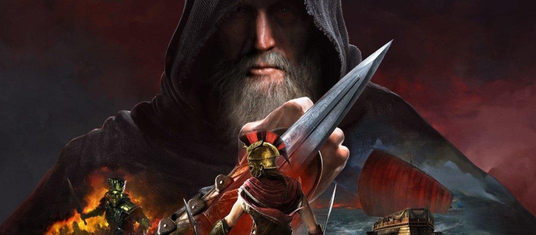 """El segundo episodio de Assassin's Creed Odyssey """"Legacy of the first blade"""" ya está disponible"""