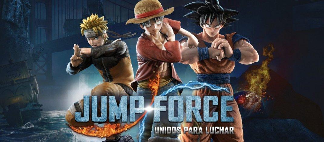 Bandai Namco Lanzó Jump Force, El Crossover de manga definitivo