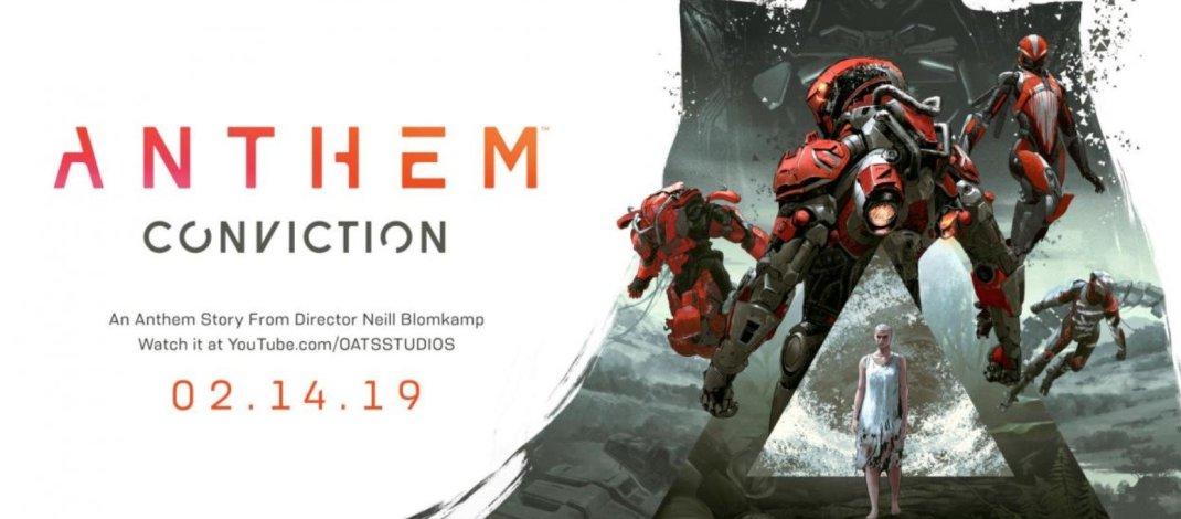 EA y Bioware crean CONVICTION, en alianza con el director de Sci-Fi Neill Blomkamp