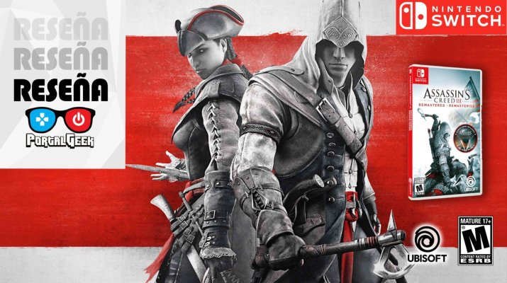 Assassins creed III Remastered reseña